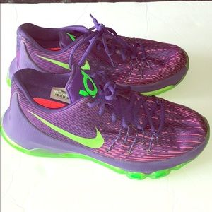 Kevin Durant Nike Shoes Size 6Y